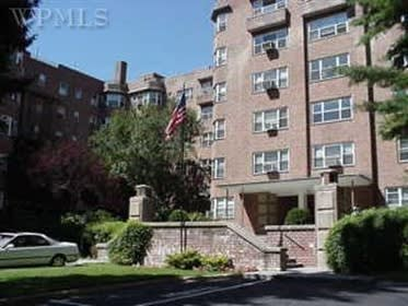This apartment at 235 Garth Road in Scarsdale is open for viewing this Sunday.