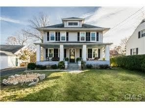 The house at 223 West Ave. in Darien is open for viewing this Sunday.