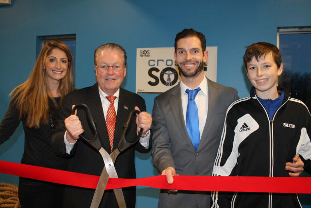 Synergy of Sport, a new fitness center in Fairfield, held a ribbon cutting ceremony recently.