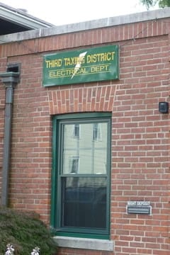 TTD provides electricity service to the residents of Norwalk's Third Taxing District.