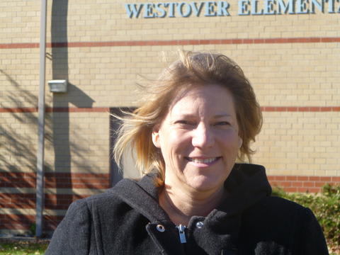 Heidi O'Grady is set to receive recognition for Stamford Volunteer Day for her work with West Hill's College and Career Center.