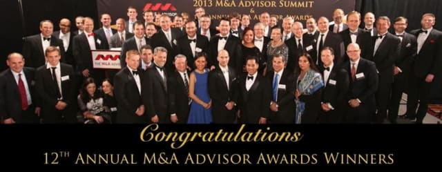 Verrill Dana, which has offices in Stamford, recently won an M&A Advisor Award.