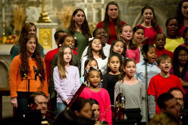 The concert of Scarsdale's Church of St. James the Less and the Canadian Chamber Orchestra will benefit children from Edward Williams School in Mount Vernon.