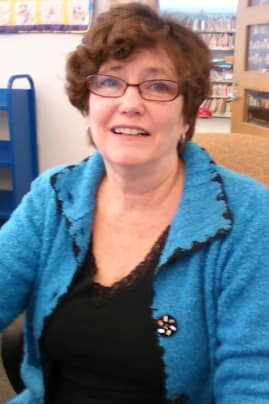 Greenburgh librarian Mary Slamin will retire this week after 32 years of service.