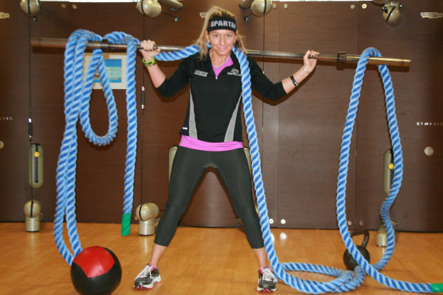 "Deb Ehrenberg has created a new program, ""Cross Jam"" at Saw Mill Club in Mount Kisco."