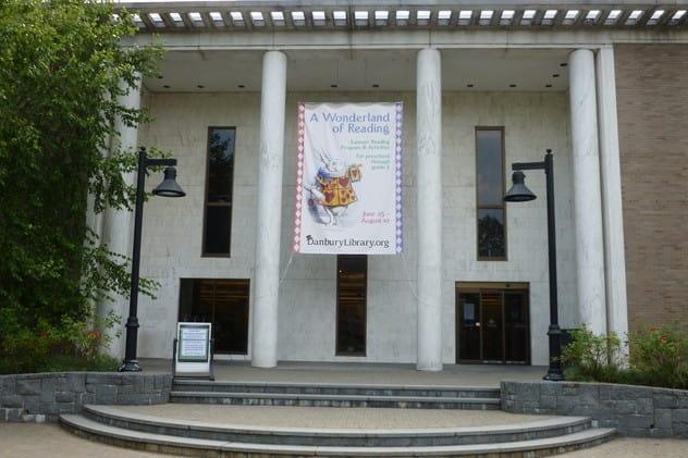 "Danbury Library's ""Wild Winter Reading Bingo"" is underway through Mar. 18."