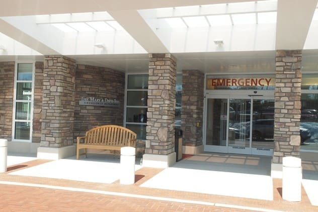 Northern Westchester Hospital's emergency room has seen a high number of slip-and-fall injuries, as well as a few carbon monoxide poisonings as a result of cold weather.