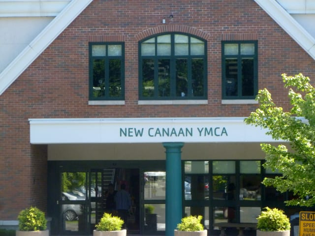 The New Canaan Y's pool is temporarily closed.