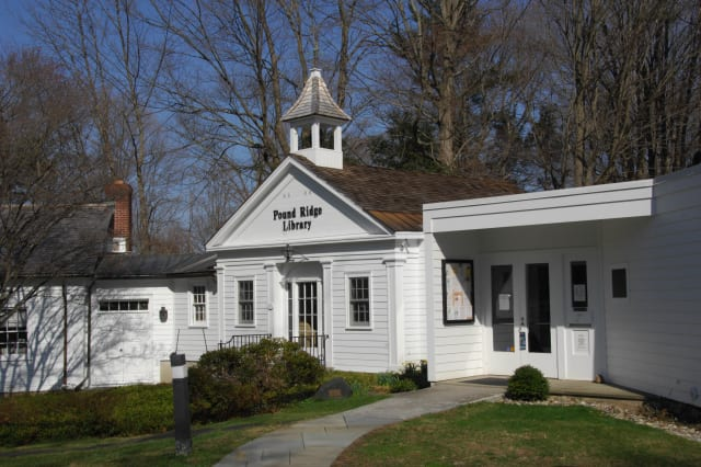 Weekly children's programs are available at the Pound Ridge Library.