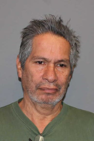 Carlos Arias-Gutierrez, 59, of Norwalk was charged with first-degree sexual assault and risk of injury to a minor Wednesday.