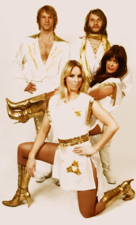 """Arrival: The Ultimate ABBA Tribute Band"" is set to perform at the Ridgefield Playhouse at 8 p.m. on Jan. 26."