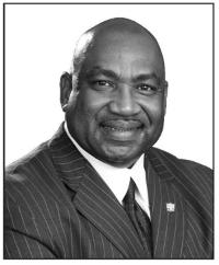 """Former New York Giants star George Martin will be discussing """"Civility on the Gridiron"""" at the Ferguson Library in Stamford."""
