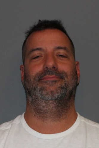 Marc Damelio, 45, of Norwalk was charged with driving under the influence and risk of injury to a minor Saturday.