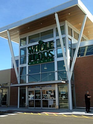 Help support the Bridgeport Rescue Mission by hopping at Whole Foods on Wednesday.