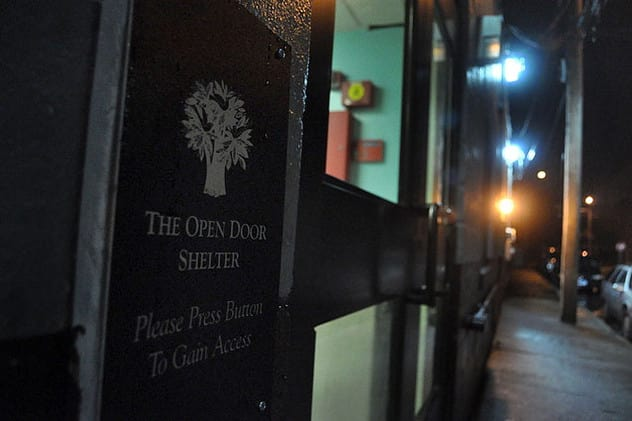 Whole Foods in Darien and Westport are donating 5 percent of total sales to the Open Door Shelter of Norwalk on Tuesday, Jan. 14.