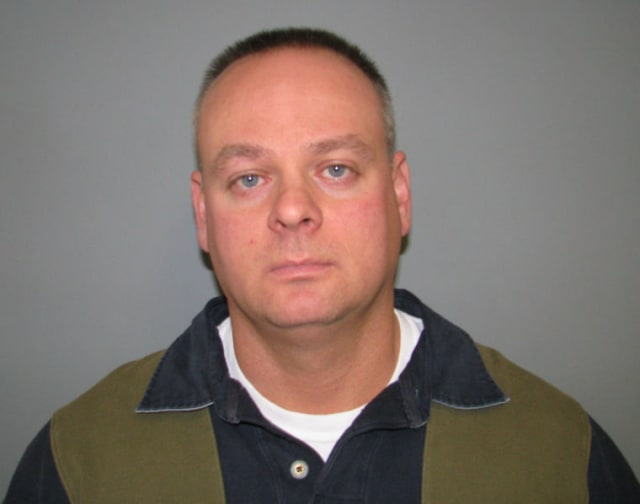 Wilton resident Robert A. Anderson Jr. is accused of stealing $50,000 from the Cheshire Police Union.