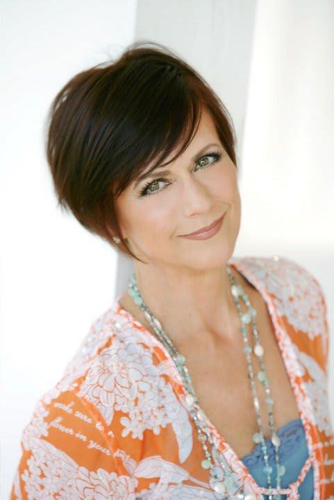 Colleen Zenk turns 61 on Monday.