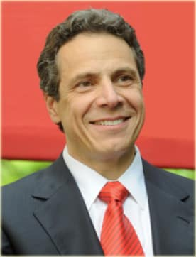 Gov. Andrew Cuomo's political committee recently reported a campaign fund of more than $33 million to help secure reelection.