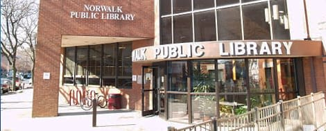 "Norwalk Public Library hosts ""Slices of Life: Italian-American Stories""."