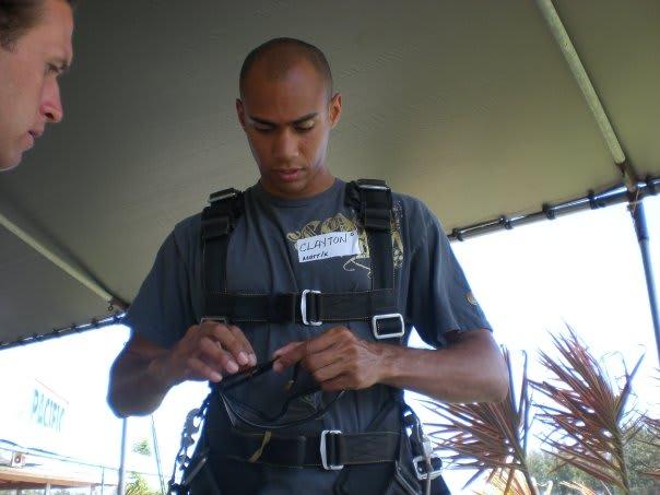 Clayton Carpenter in a 2008 photo.