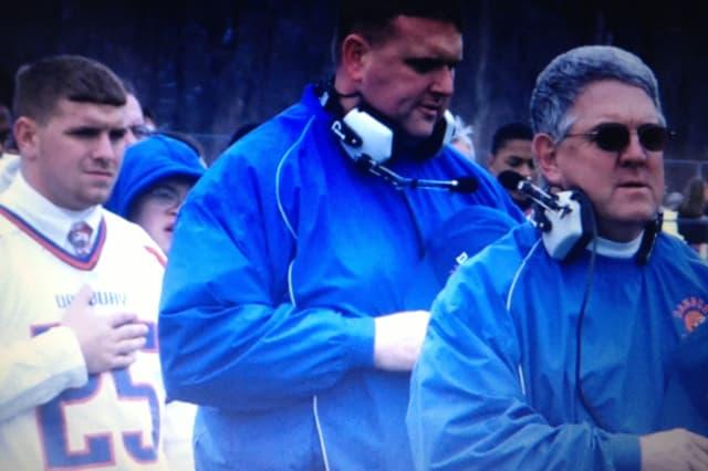 Danbury High School football coach Dan Donovan has resigned from his position.