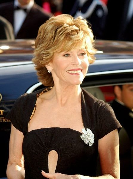 Jane Fonda will discuss her new book at a luncheon to benefit Family Centers on Wednesday, March 5.