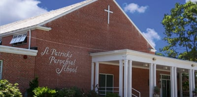 St. Patrick's School in Bedford is holding an open house on Jan. 26.