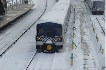 Metro-North will run trains hourly after 8 p.m. across Fairfield County.