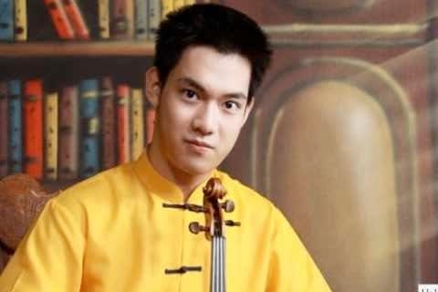 Concert violinist Richard Lin will perform at the Year of the Horse celebration in Stamford.