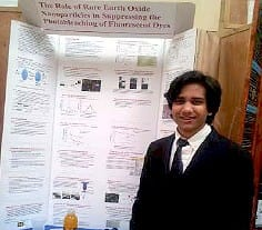 Anubhav Guha wants to pursue a career in a biology-related field.
