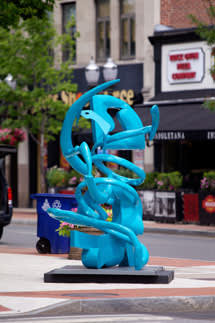 Stamford is looking for artists for a summer exhibit.