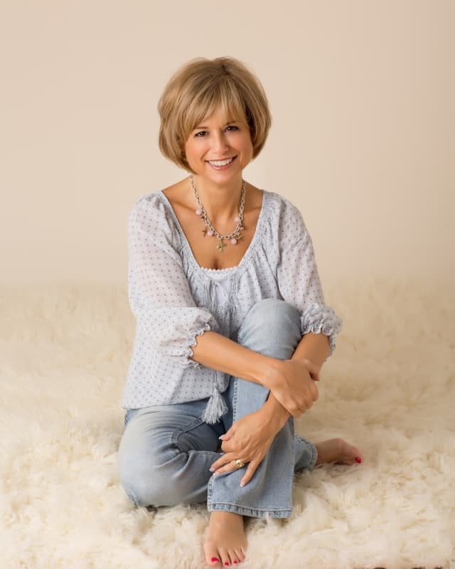 Noted clairvoyant Anna Raimondi will perform at the Westport Playhouse on Thursday, April 3.