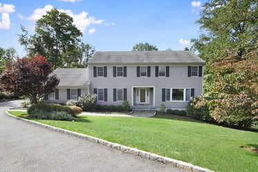 This house at 22 Heritage Drive in Pleasantville is open for viewing on Sunday.