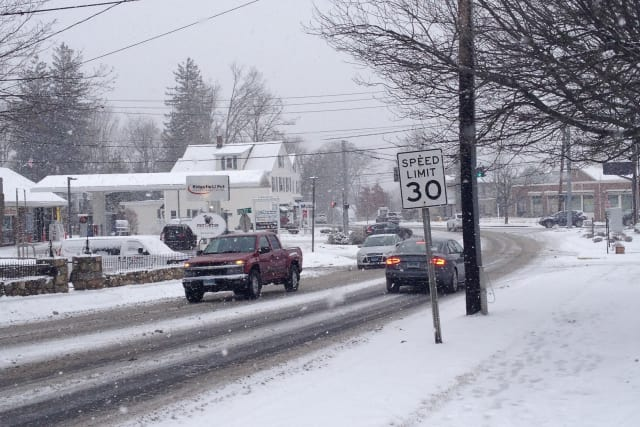 Westchester County could see another inch of snow on Saturday.