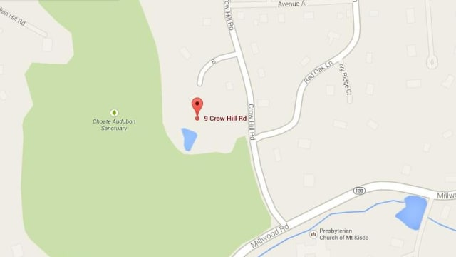 A two-story, 3,000-square-foot home at 9 Crow Hill Road caught fire early Friday morning.