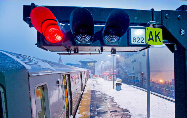 The two-hour shutdown of trains across Fairfield County on Thursday night was due to a human error while work was done to the signal control system, Metro-North said.