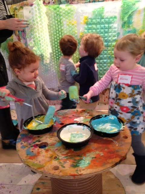 Maureen Bloom's Playdates is celebrating 20 years of at-home play school programs in Darien.