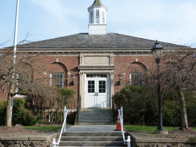 Easton agreed to join a solid waste and energy consortium during a meeting recently.