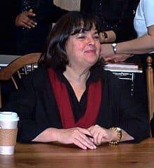 Ina Rosenberg Garten turns 67 on Monday.