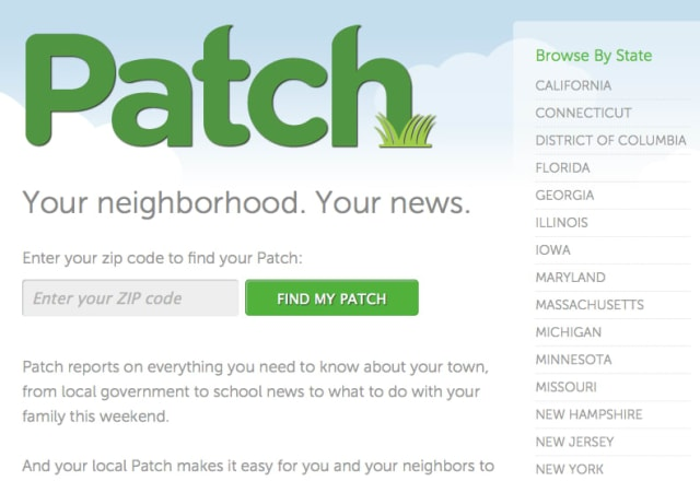 New Patch owners Hale Global laid off as much as two-thirds of its editorial staff nationally Wednesday, according to Business Insider.