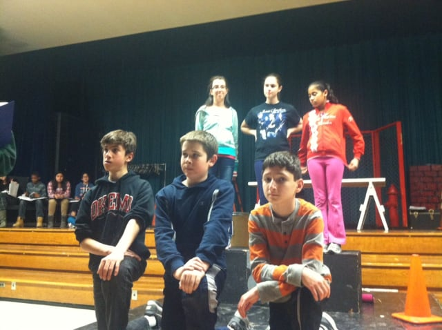 "Students from Port Chester Middle School will perform an adaptation of ""Godspell."""