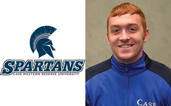 Hendrick Hudson High School graduate Harry Weintraub has been named Case Western Reserve University's athlete of the week.