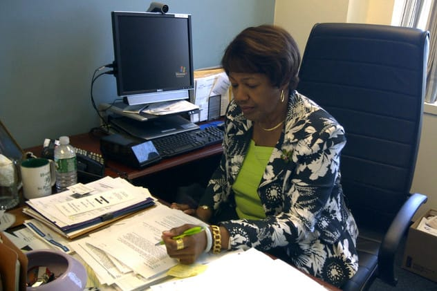 Legislator Alfreda Williams (D-Greenburgh) will be the vice chair for the Committee on Seniors and Constituencies.
