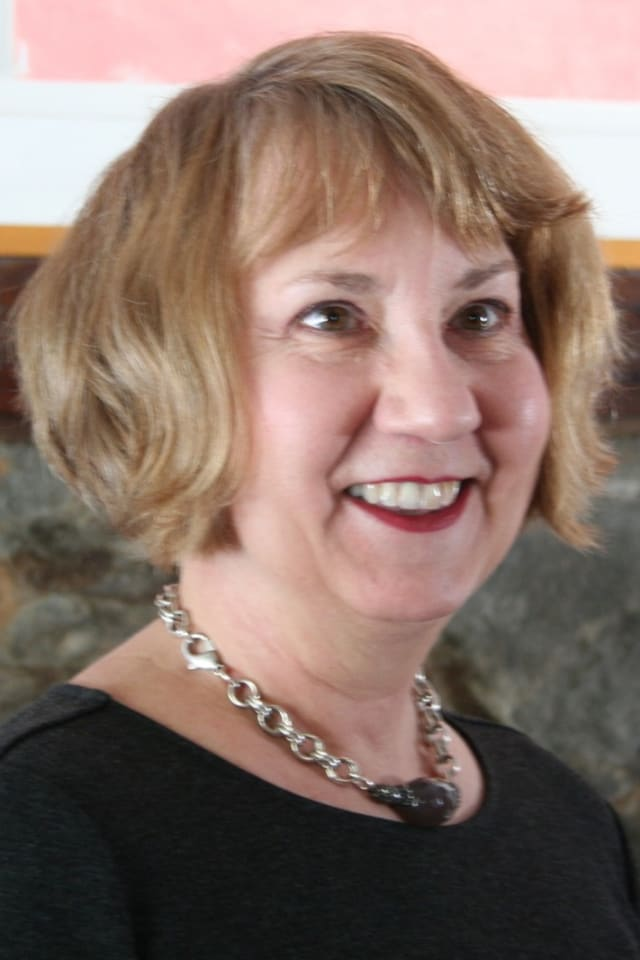 Mary Esbjornson has been named the new executive director of the Bedford Hills Free Library.