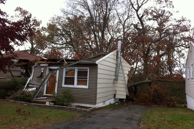 Fairfield County homeowners were denied money from a state panel to help them rebuild their homes after Superstorm Sandy in 2012.