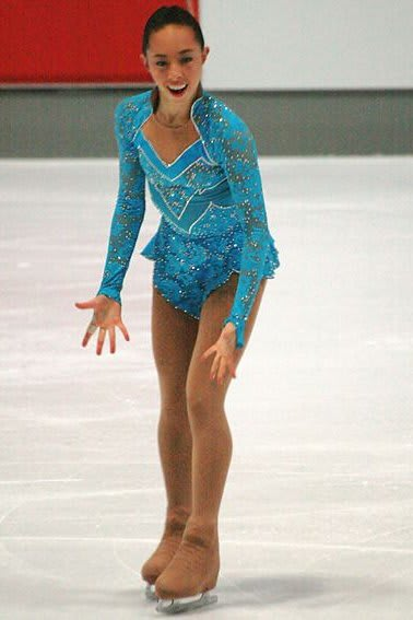 Redding skater Brooklee Han will compete for Australia in the Winter Olympics.