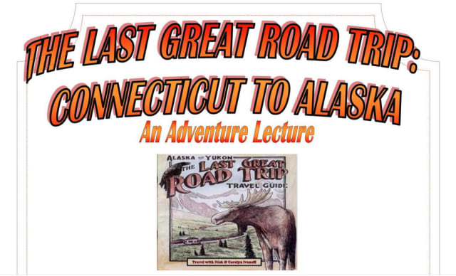 The Historical Society of Easton is set to host a new visual tour from Connecticut to Alaska on Sunday, Feb. 9.
