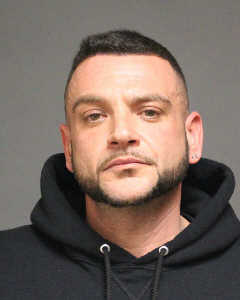 Paul Fanciulli, 34, of Stratford, was charged with second-degree criminal mischief, disorderly conduct and third-degree assault in a dispute with his girlfriend at a Fairfield hotel.
