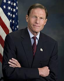 Richard Blumenthal turns 68 on Thursday.