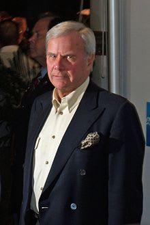 "Thomas John ""Tom"" Brokaw turns 74 on Thursday."